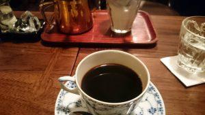 表の注意書きは必読!鶯谷の深煎りコーヒー専門店「北山珈琲店」