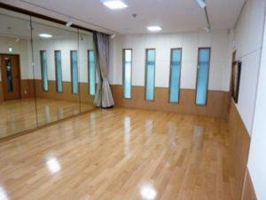 ダンスの練習に最適!「スタジオ阿弥陀」