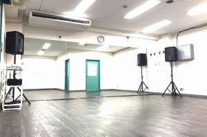 24時間好きな時間に低料金で使用可能「STUDIO BUZZ 上野」