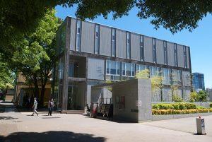 定期的に独創的な企画展を開催している上野の森美術館