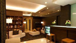 シモンズベッドでゆっくり寝ることができます「カンデオホテルズ上野公園」