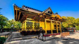 必勝パワースポットとして有名!「上野東照宮」